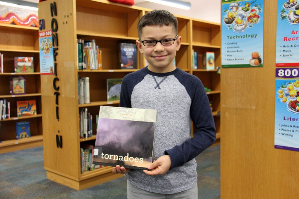 Image of Landstown Elementary student Ethan