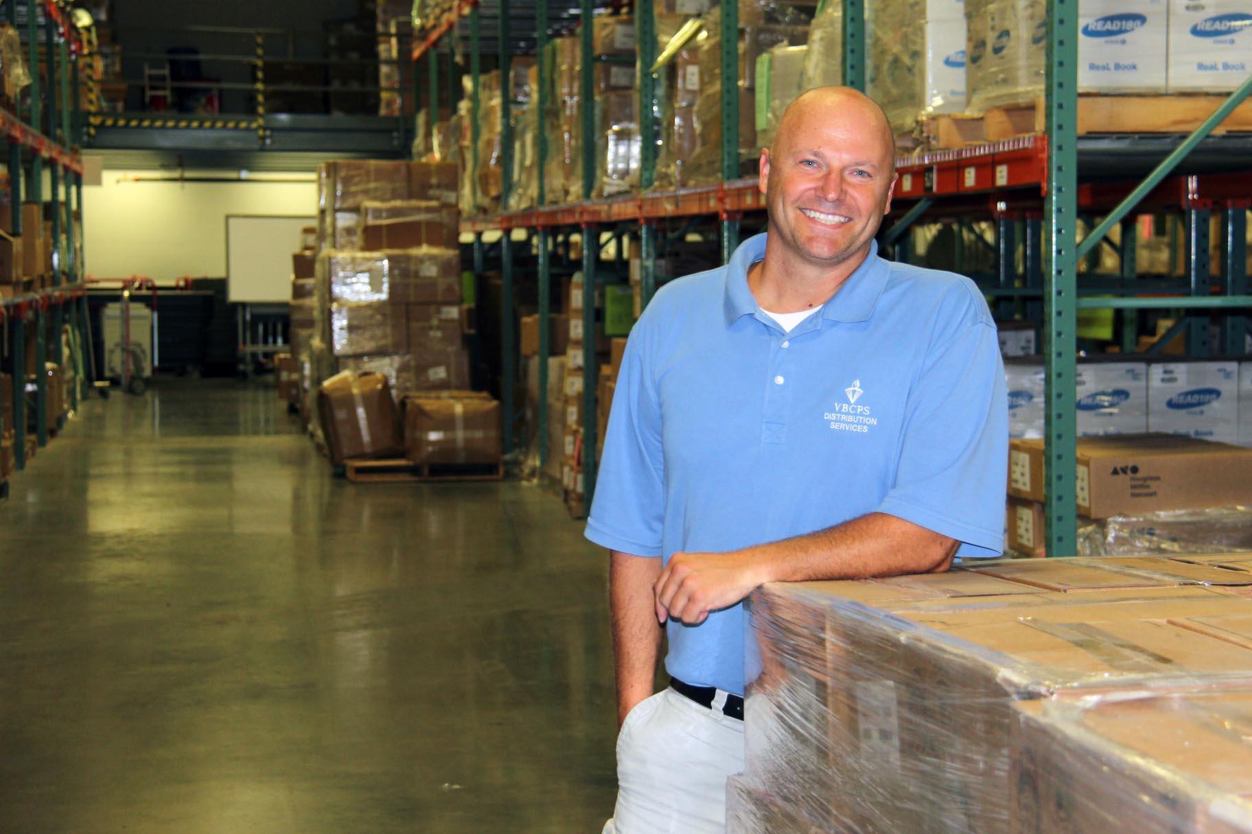 Distribution Services Scott Spurgeon