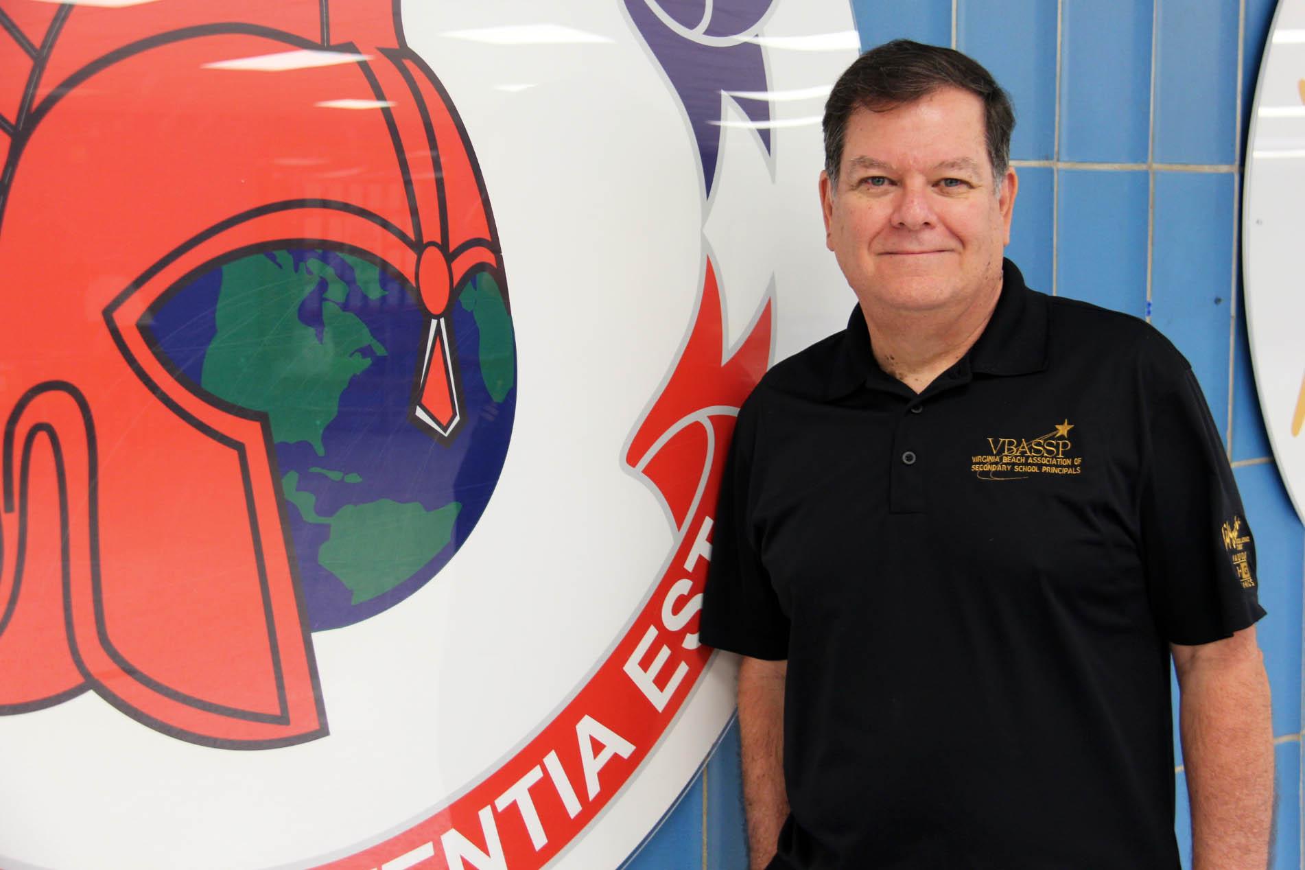 Plaza MS Joe Burnsworth retiring