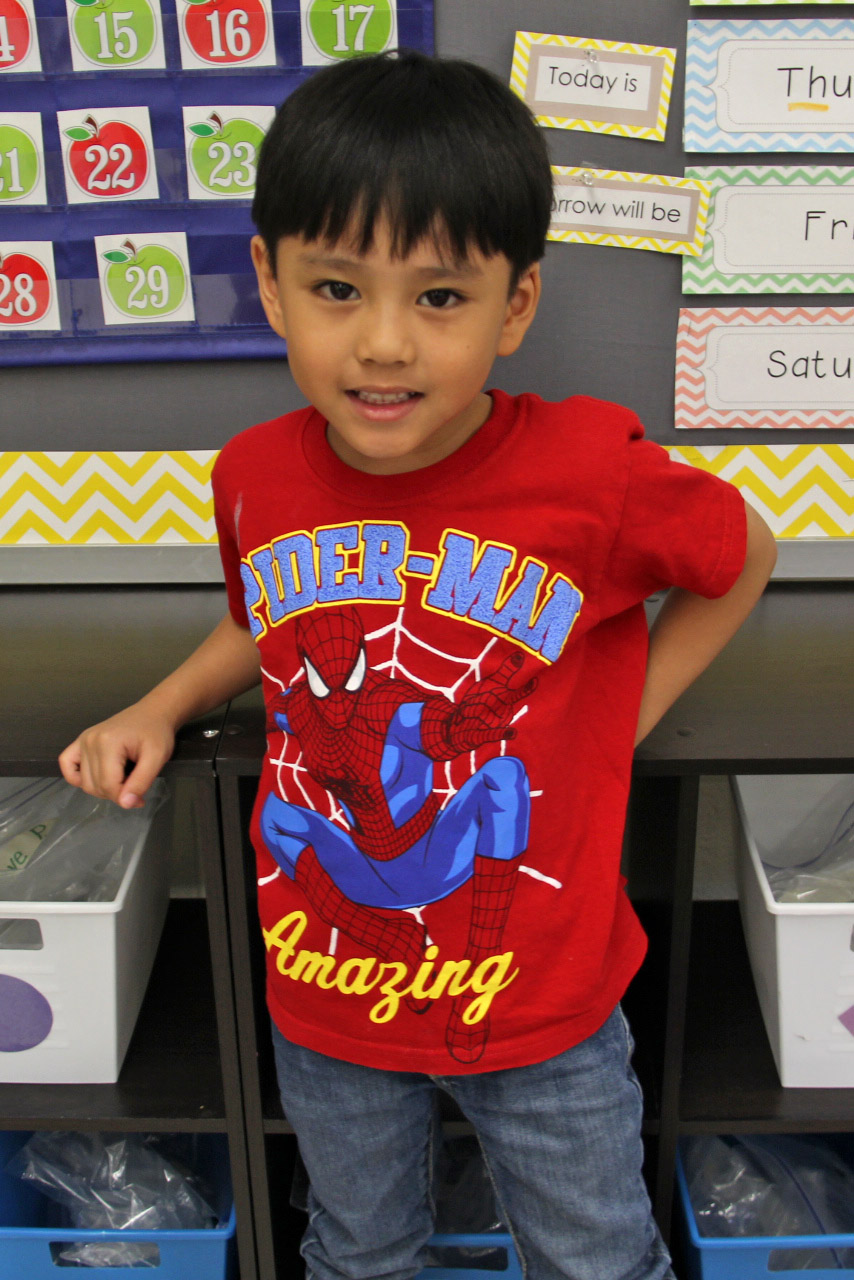 tallwood-es-k-student-spiderman-shirt