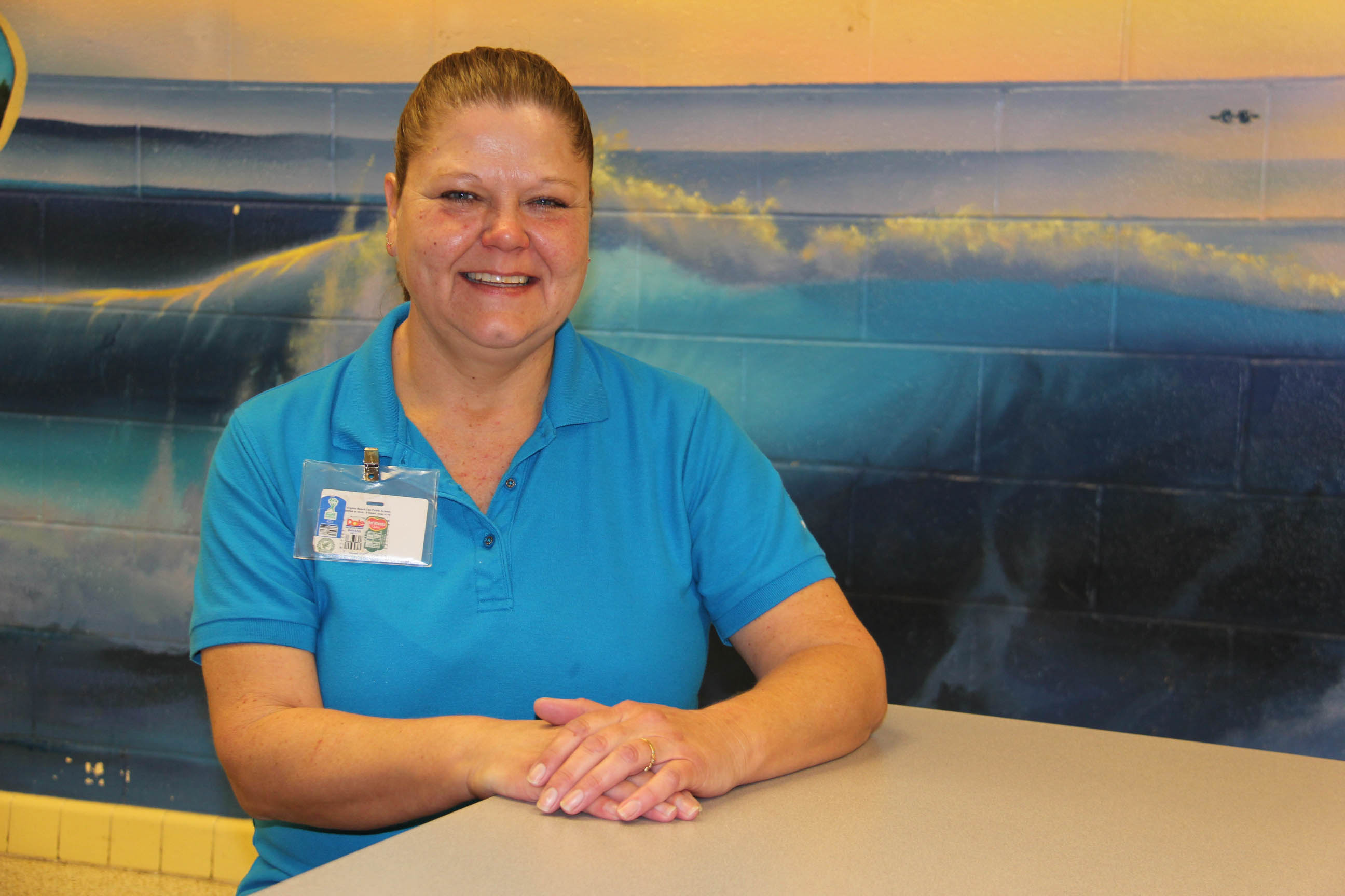 NLES cafeteria manager